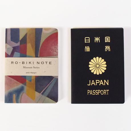 RO-BIKI NOTE MUSEUM SERIES FLOWER