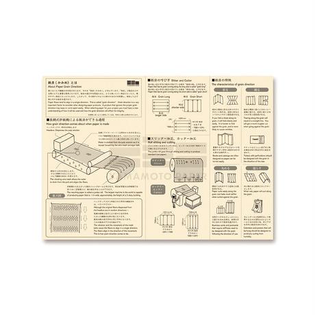 Paper tasting 手帖用紙 Japanese Planner Paper vol.1