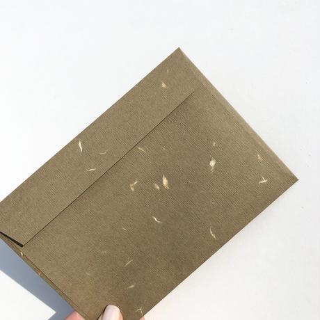 カマス封筒 ふじわさび
