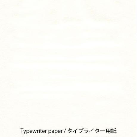 Paper tasting 書けるうす紙 Pen Friendly Onionskin