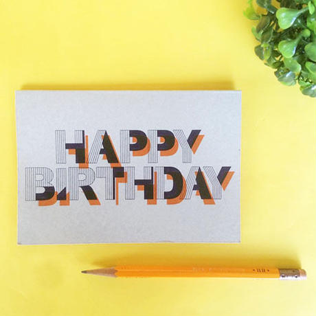 LETTERPRESS CARD TYPOGRAPHY02