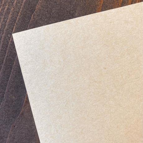 ファーストヴィンテージ リネン ハガキサイズ端紙