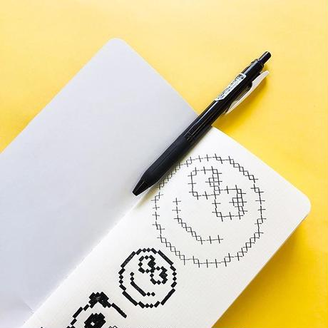 RO-BIKI NOTE 2mm方眼