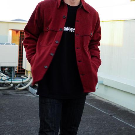 Woolrich Mackinaw Shirt Red