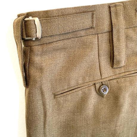 UK Army BARRACK DRESS SLACKS Dead Stock