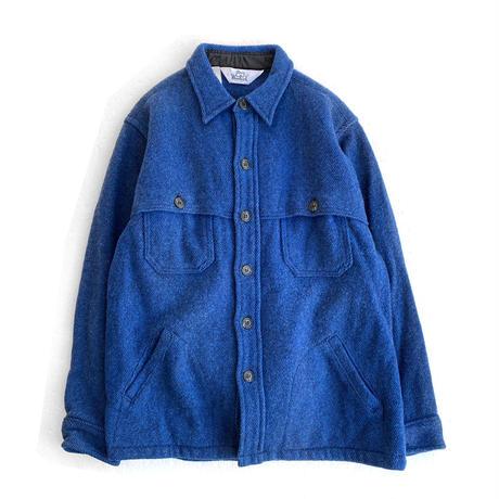 Woolrich Mackinaw Shirt Blue
