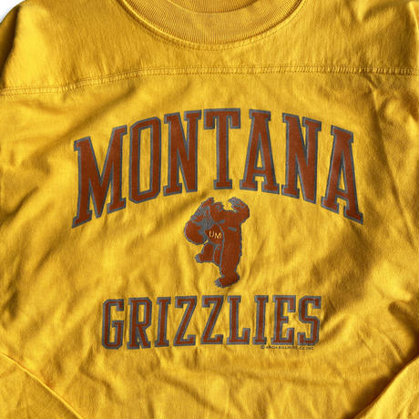 Russell GRIZZLIES Football Tee