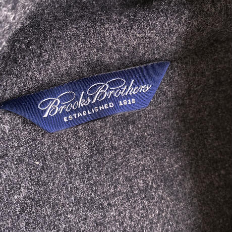 Brooks Brothers Duffle Coat Made in England