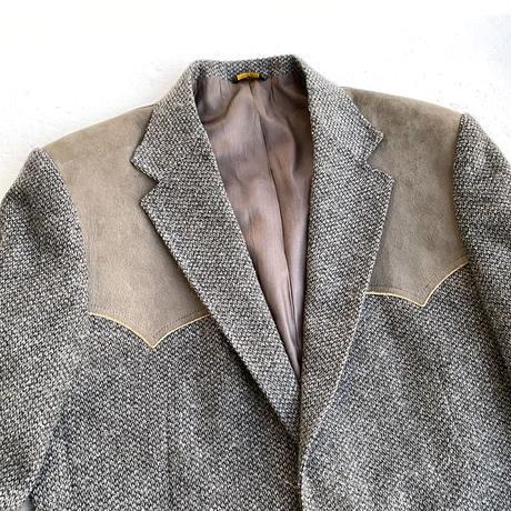 70's LEVI'S Tailored Western JKT Dead Stock