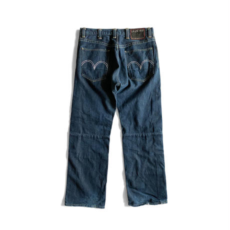 2004's LEVI'S RED Straight Jeans