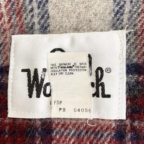 Woolrich INSULATIOM LONG MT. JKT Steel