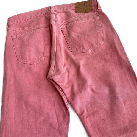 501 Creamy pink Made in USA