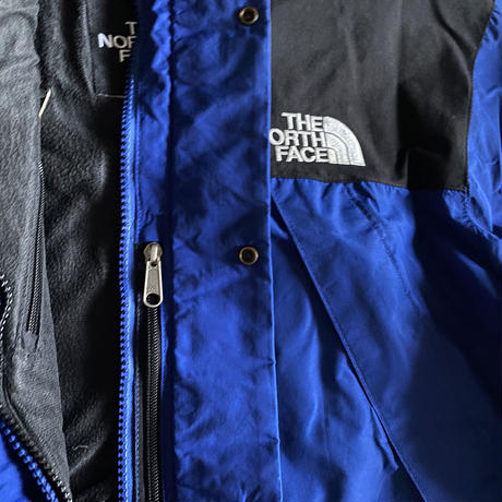 """MOUNTAIN JKT """"TNF  Blue"""" by THE NORTH FACE"""