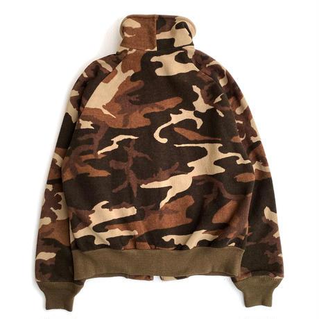 90's Carhartt Camouflage FLEECE JKT