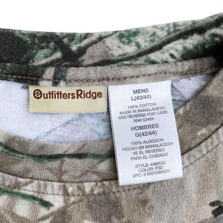 Outfitters Ridge 3D Camo Mossy Oaks L/S Tee