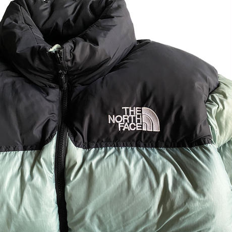 """Nuptse JKT """"Ice Teal"""" by THE NORTH FACE"""
