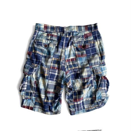 POLO Patcwork Cargo Shorts