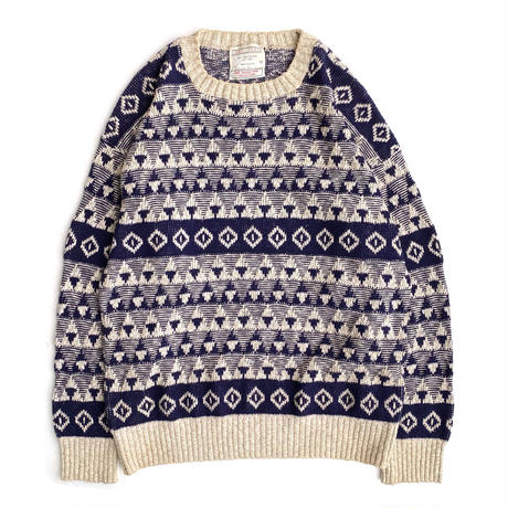 LORD JEFF Cotton Sweater