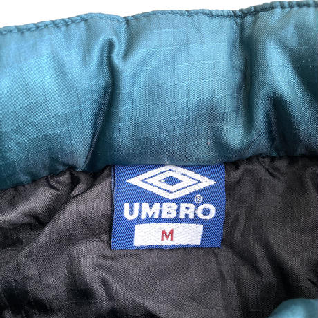 90's UMBRO Nylon JKT BLK