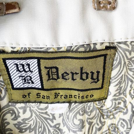 1960's Derby of San Francisco JKT