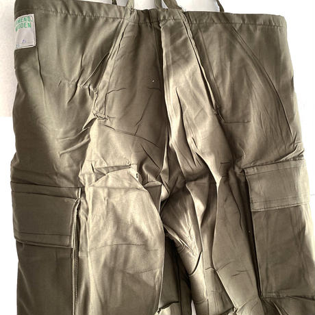 M78 Chemical Protective Pt for NETHERLANDS Army Dead Stock