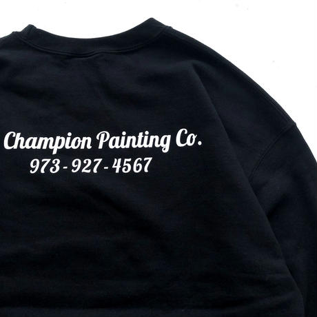 CHAMPION PAINTING Co. Sweat