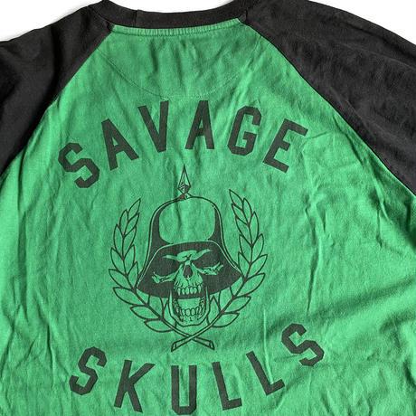 SAVAGE SKULLS Tee by Supreme