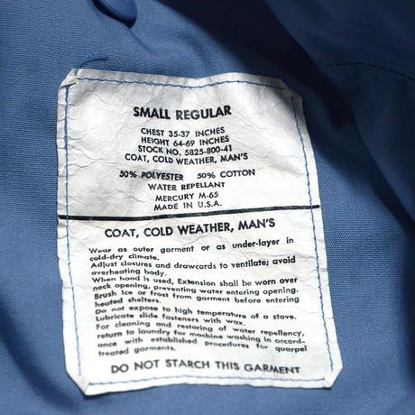 M-65 Field JKT  Grey blue by MERCURY