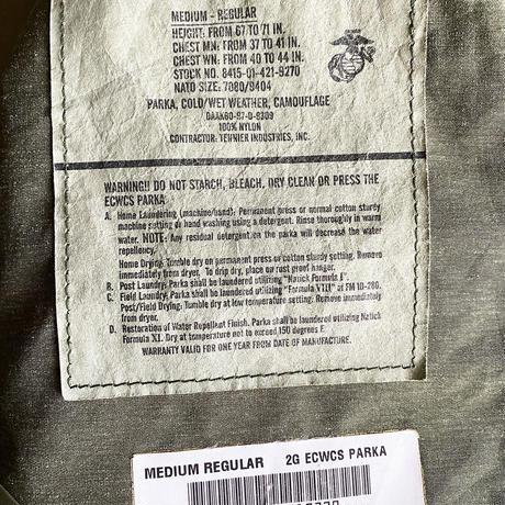 1997s ECWCS Gen 2 for USMC