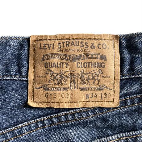 Levi's 615 Orange Tab 34 x 30