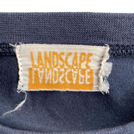 90's Landscape Tee Navy