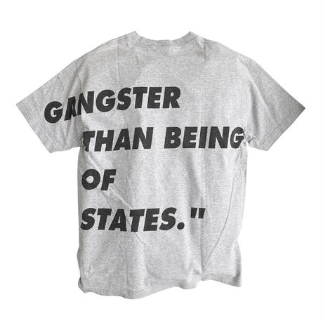 Gangster Tee by Supreme / TET