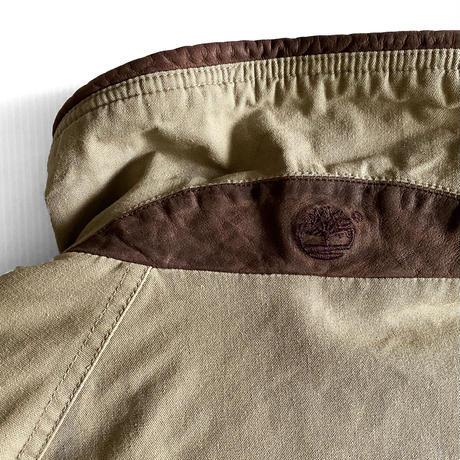 "Timberland Canvas Field Coat ""Sand"""