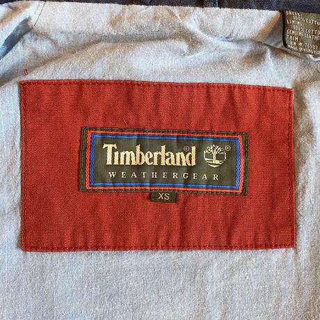 "Timberland Canvas Field Coat ""terra cotta"""