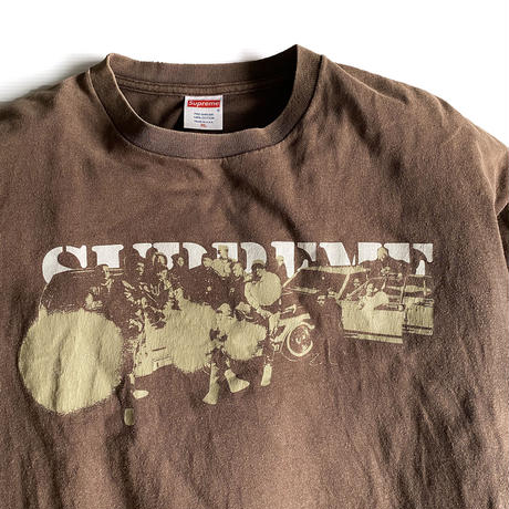 """Public Enemy""""You're Gonna Get Yours"""" Tee by Supreme"""
