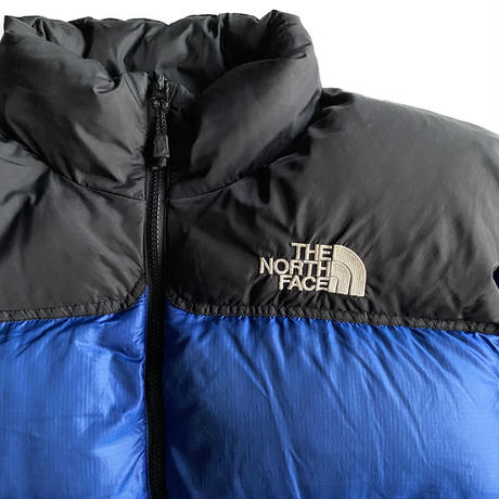 """Nuptse JKT """"New Blue"""" by THE NORTH FACE"""