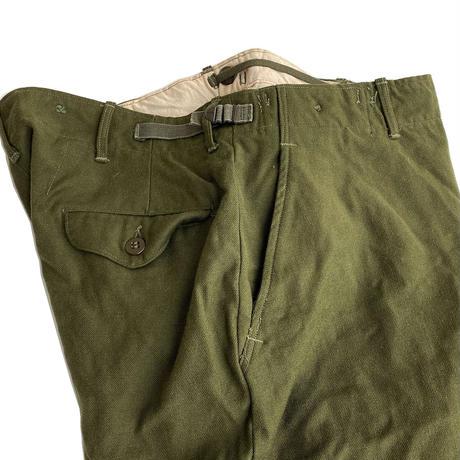 M-51 WOOL Trousers