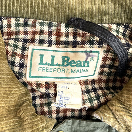 L.L.Bean Oiled COAT