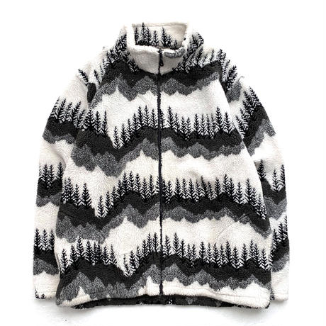BLACK MOUNTAIN Fleece JKT Snowy Forest