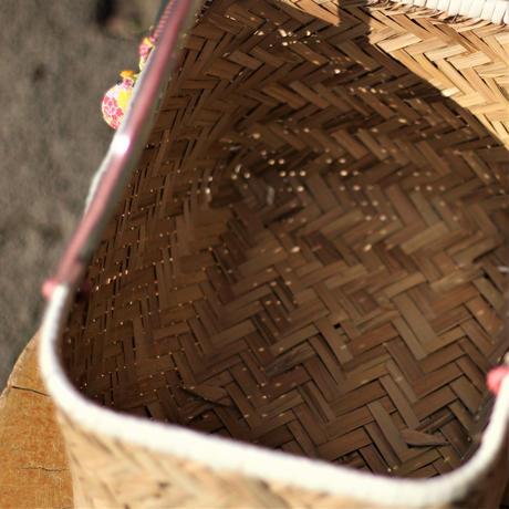 【雑貨】竹の湯かご(小サイズ)