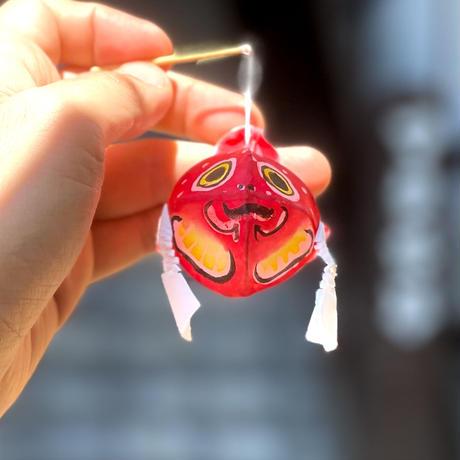 【ドールサイズ】LEDライト付きミニチュア金魚ネプタ【ハンドメイド】