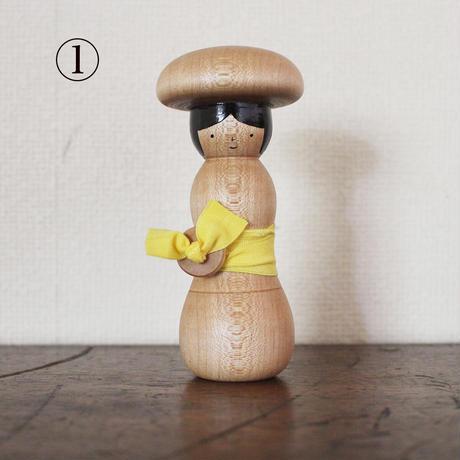 ほろほろ人形「ダーニさん」