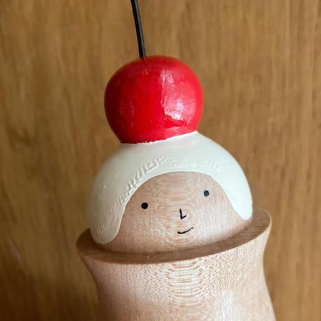ほろほろ人形「クリームソーダ」