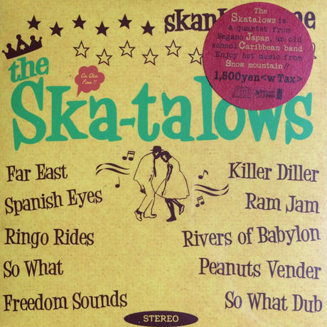 the Ska-talows / the Ska-talows