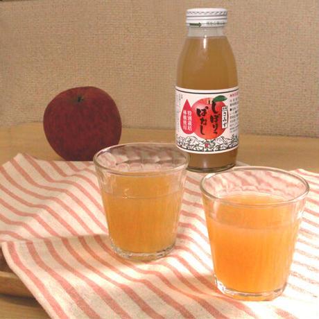 【JS-21】しぼりっぱなしりんごジュース 200ml×10本