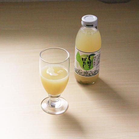 【JA-06】しぼりっぱなしりんごジュース 350ml×6本セット