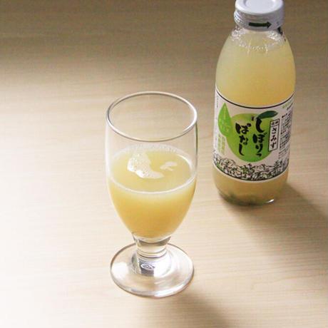 【JA-01】しぼりっぱなしりんごジュース(グラニースミス) 350ml