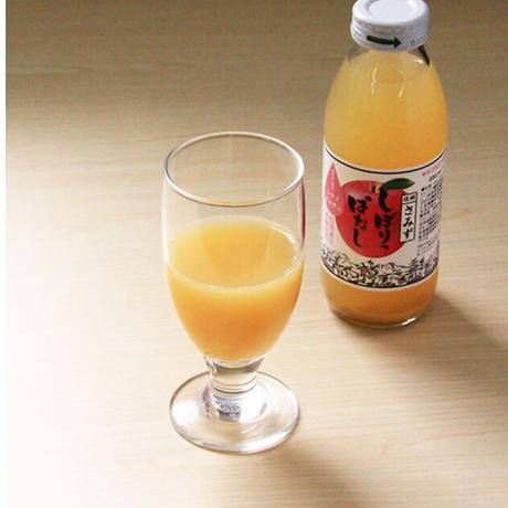 【JA-01】しぼりっぱなしりんごジュース(シナノドルチェ) 350ml