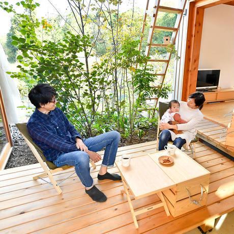 pioneer plants / Owen's Chair  (nylon-beige)