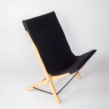 Owen's Chair  (cotton-sumi)